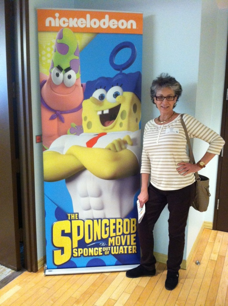The Spongebob Movie Sponge Out Of Water Product Launch