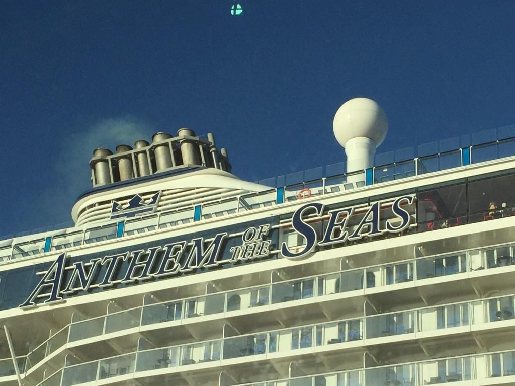 On Board Royal Caribbean Anthemoftheseas Photo Heavy Videos
