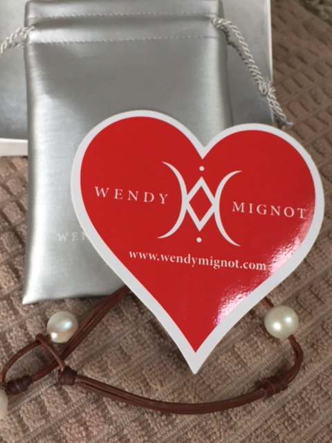 Wendy Mignot Fine Pearls Leather Jewelry Wendypearls
