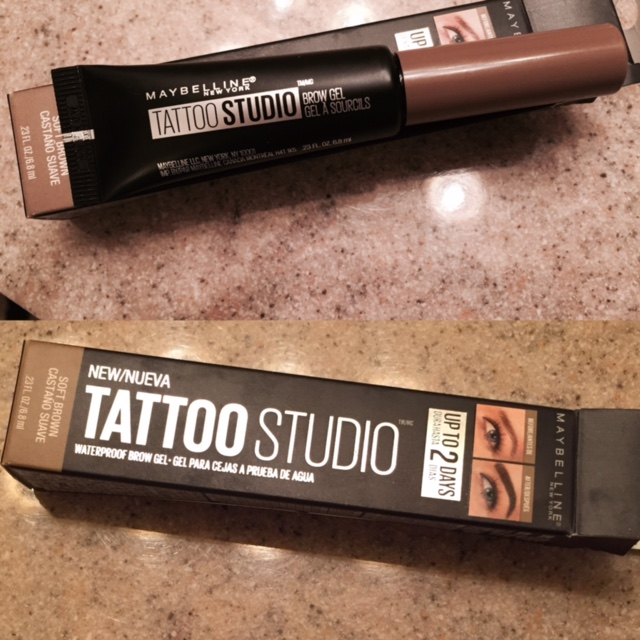 Tattoo Studio By Maybelline Eyebrows Tattoo Makeup