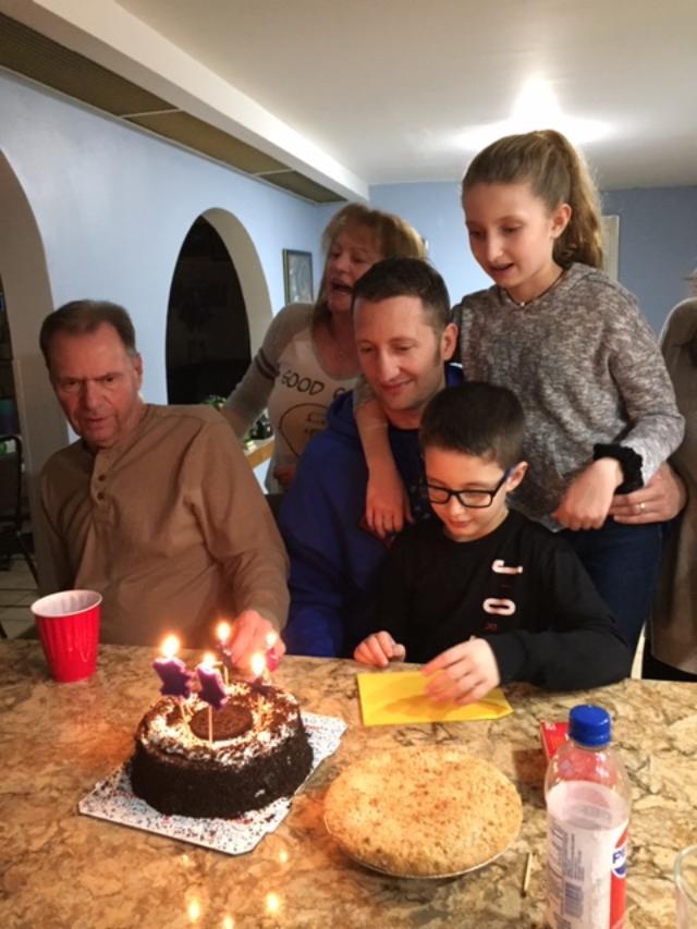 A Family Birthday Reunion
